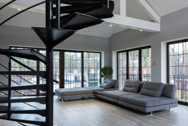Staircase Railing Ideas Sure To Add Flair And Style To Your Home